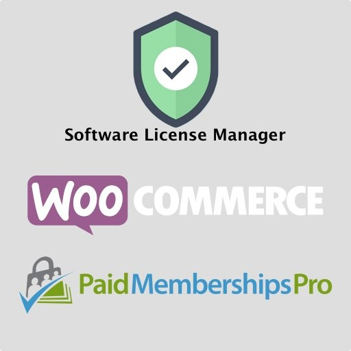 Software License Manager Integration for WooCommerce and Paid Memberships Pro